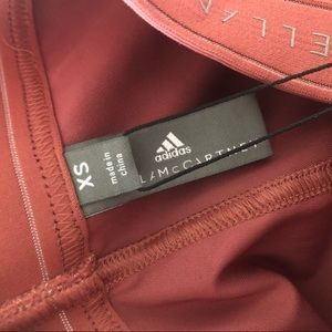 Adidas by Stella McCartney Pants - Adidas Stella McCartney Ankle Zip Leggings